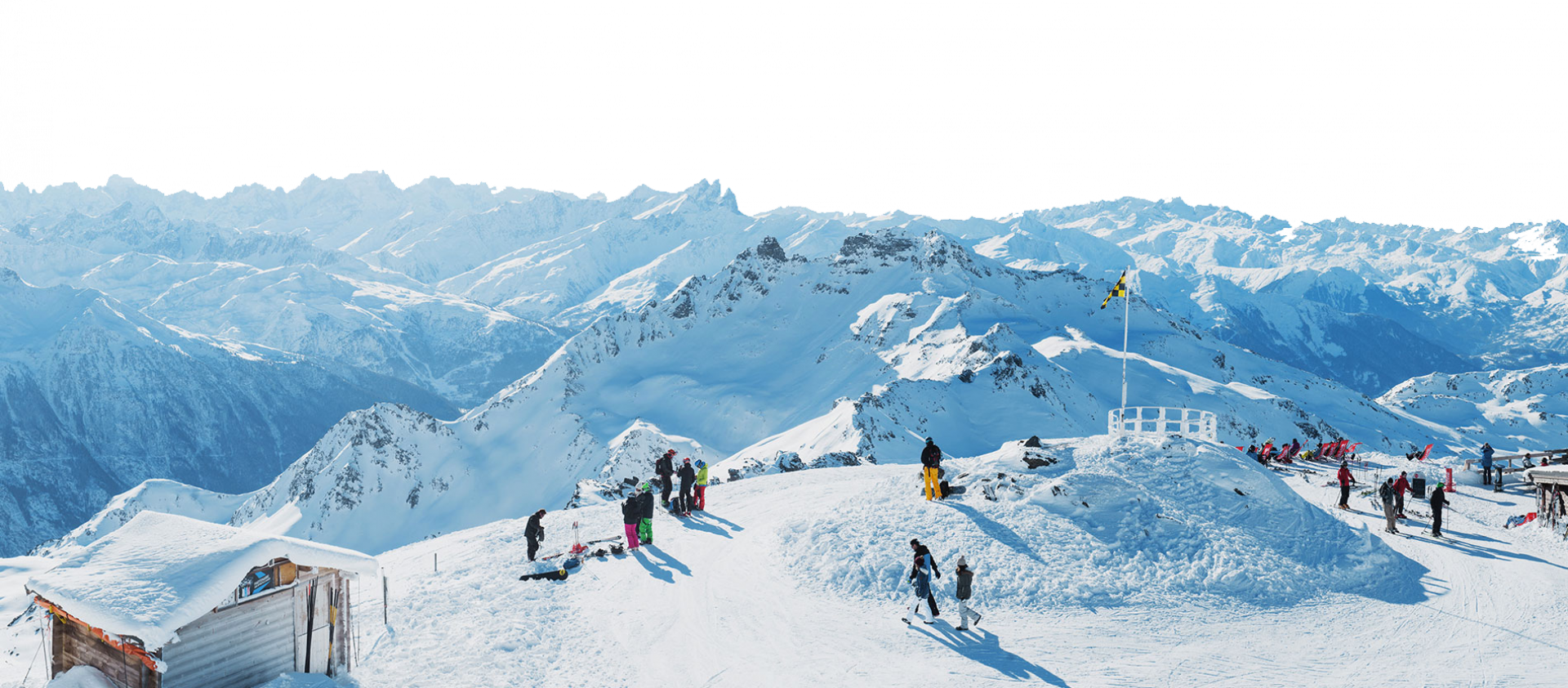 Location hébergement ski Courchevel & Méribel